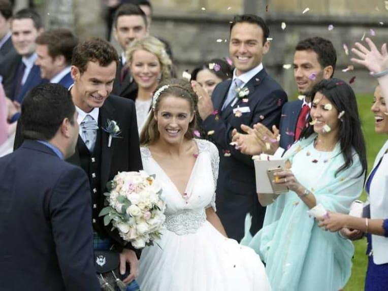 Andy Murray Kim Sears Wedding 1107