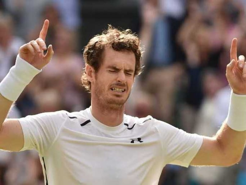 Andy Murray in Tears After