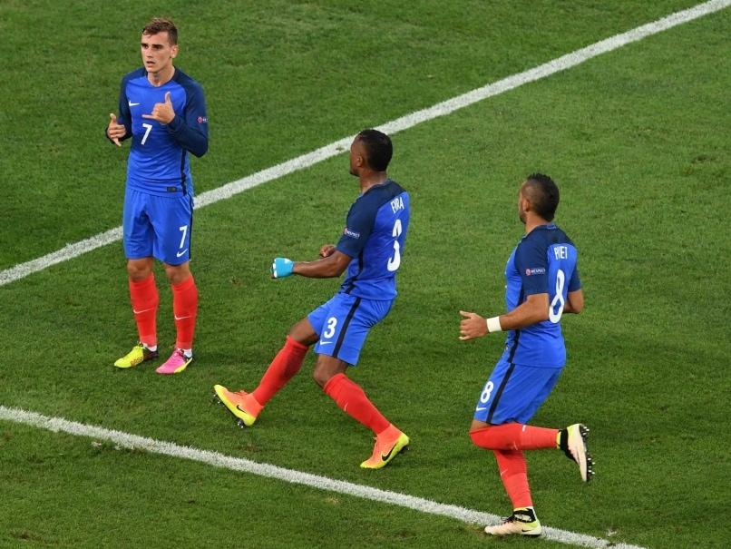 Antoine Griezmann France 0807