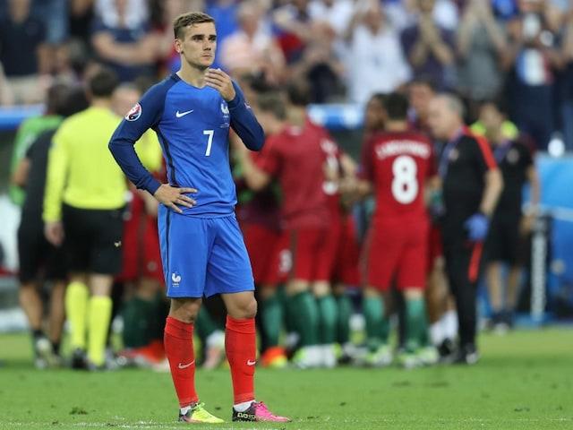 Euro 2016: Losing to Cristiano Ronaldo Again Sucks, Says Antoine Griezmann