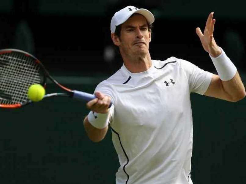 Andy Murray, Milos Raonic Cruise Into Wimbledon Fourth Round
