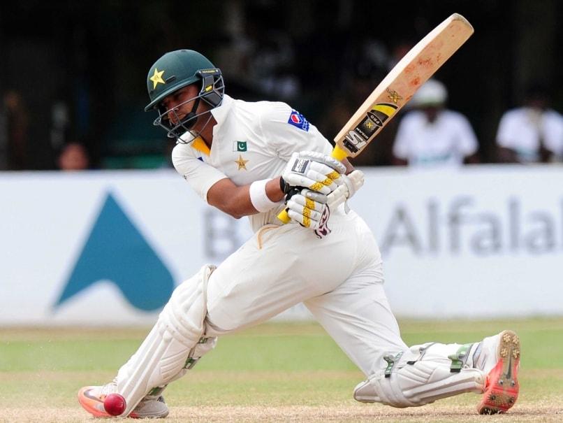 Yasir Takes Four, Azhar Ali Smashes Ton as Pakistan Draw With Somerset