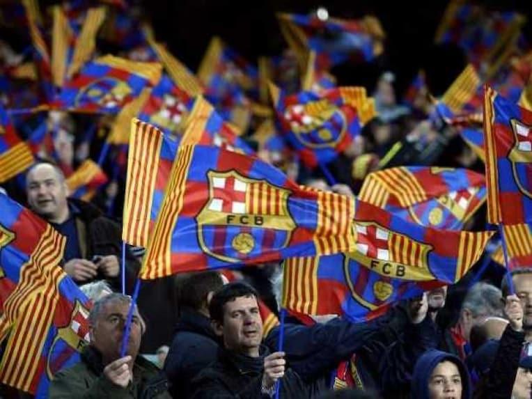 barcelona fans 0507