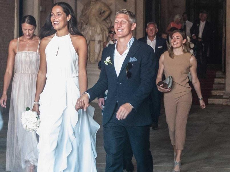 Ana Ivanovic Not Ready to Join Husband Bastian Schweinsteiger in Retirement