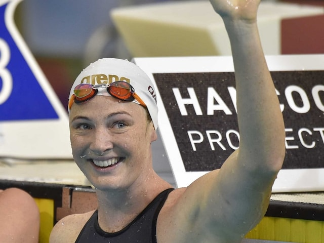 Cate Campbell Smashes 100m Freestyle Swimming Record Ahead of Rio Olympics