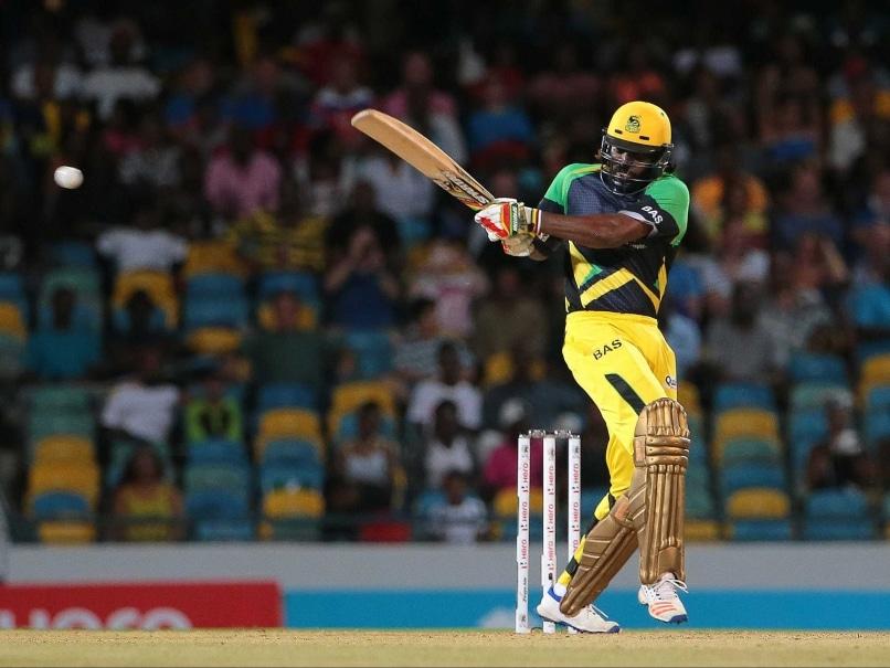 Caribbean Premier League: Jamaica Tallawahs' Chris Gayle ...