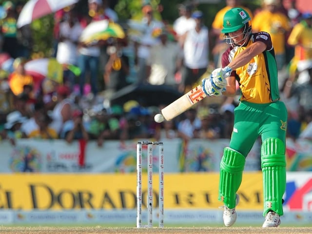 Caribbean Premier League: Barbados Tridents Knocked Out, St Lucia Zouks Seal Knock-Out Spot