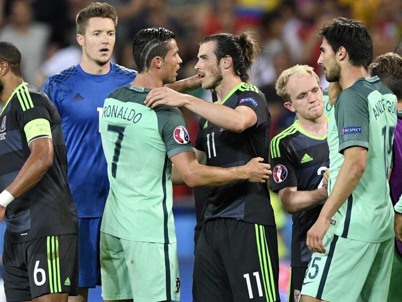 Cristiano Ronaldo Shatters Wales