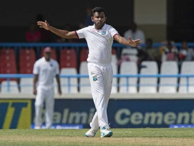 West Indies Bowlers Need to be Patient as its a Batting Pitch: Devendra Bishoo