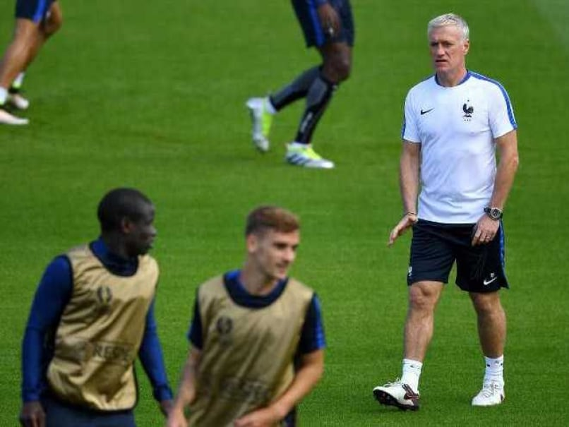Euro 2016: France Will go All Out to Beat Germany, Says Coach Didier Deschamps