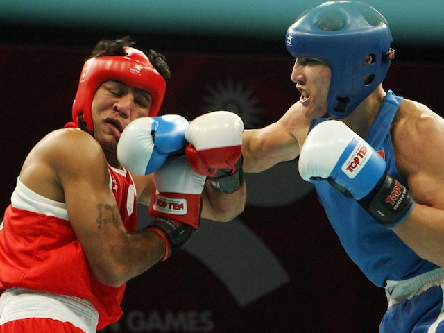 Indian Boxer Neeraj Goyat One Win Away From Olympic Qualification