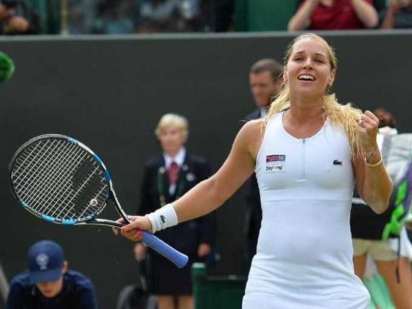 Wimbledon: Dominika Cibulkova Stuns Former Finalist Agnieszka Radwanska