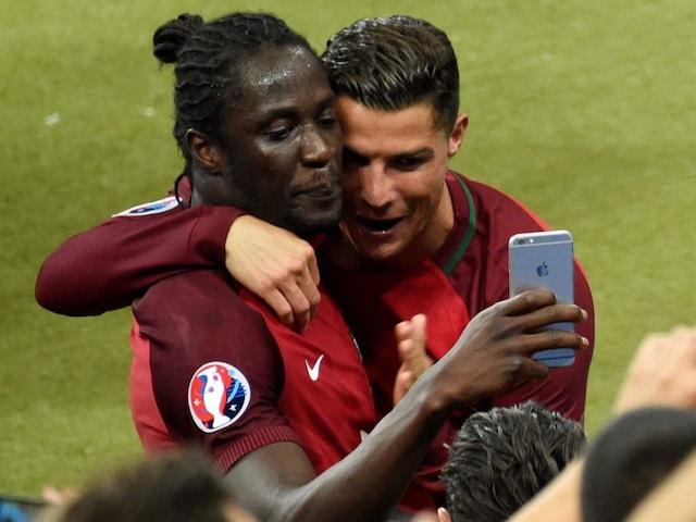 Euro 2016: Portugals Eder Says Cristiano Ronaldo Inspired Him to Score Winner