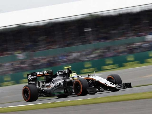 Force India Return With Double Points Finish at British GP