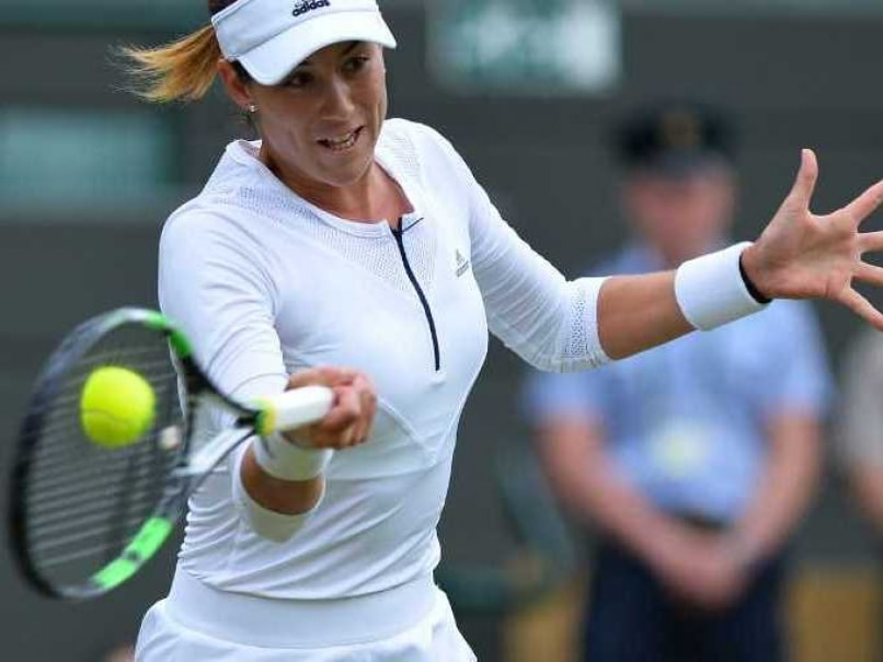 Wimbledon 2016: I Have Made Myself a Target, Says Garbine Muguruza