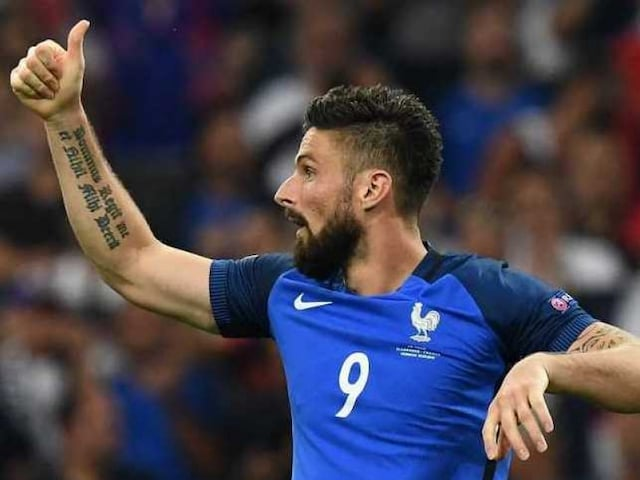 Euro 2016: Inked Stars Spell Wonders For Tattoo Business