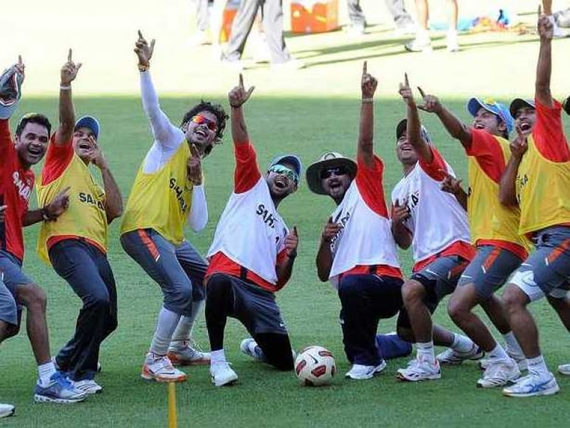 Indian cricket team bolt