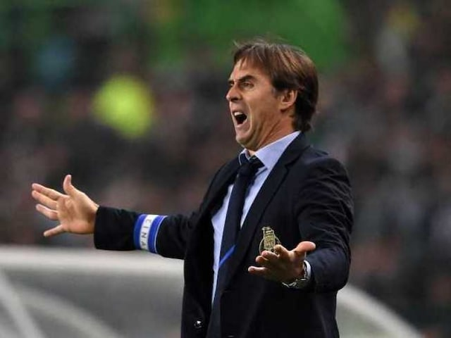 Julen Lopetegui Appointed Spains New Manager