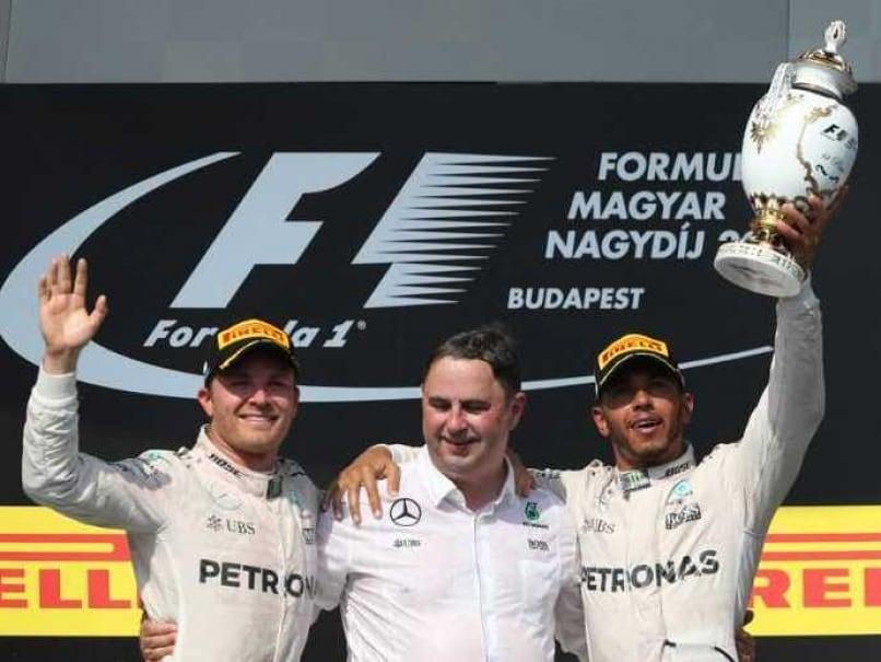 Hungarian Grand Prix: Lewis Hamilton Wins to Claim Overall Lead
