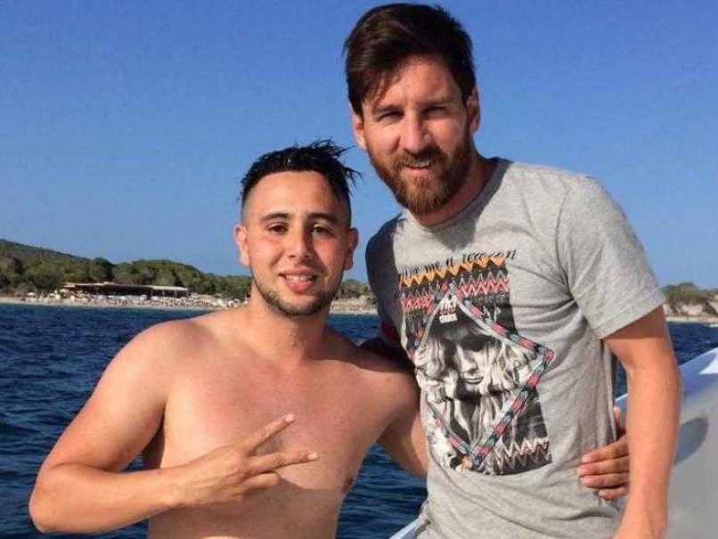 Lionel messi fan puts life at risk to meet his idol ndtv sports lionel messi fan puts life at risk to meet his idol m4hsunfo Choice Image