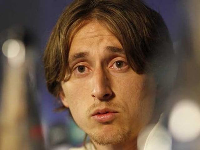 Luka Modric Questioned in Dinamo Zagreb Graft Case