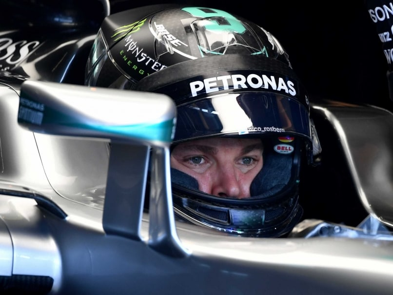 Austrian Grand Prix: Nico Rosberg Fastest in Friday Free Practice Session