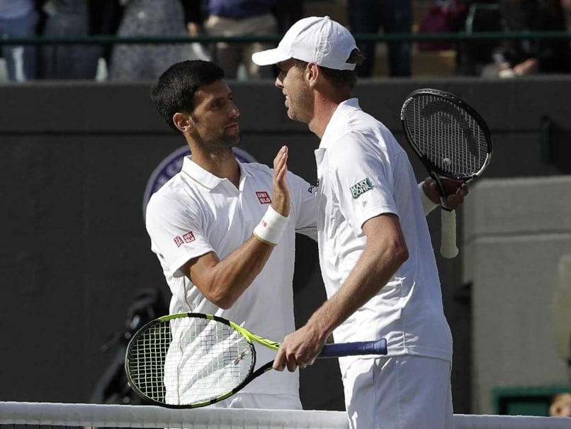 Novak Djokovic Vows to Come Back Stronger After Wimbledon Shock