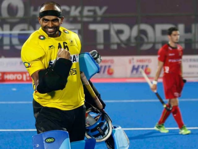Rio Olympics: No Match is Easy in Such a Sporting Event, Says PR Sreejesh