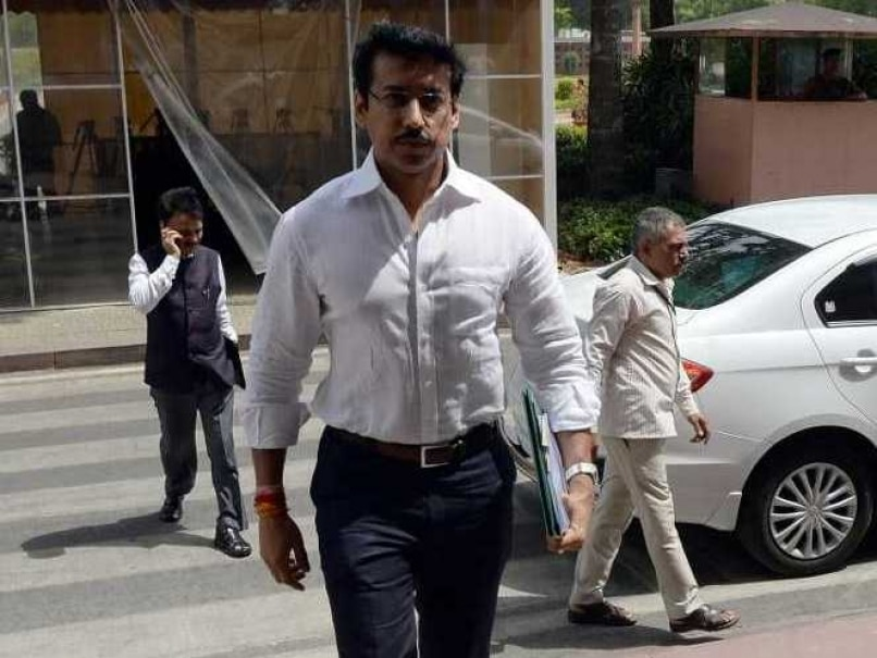 Rajyavardhan Singh Rathore Hails Sports Authority of India, But Says it Needs to do a Lot