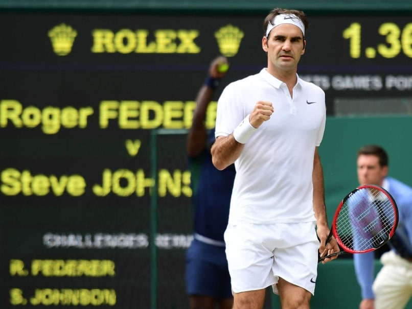 Roger Federer Eyes Semi-Final, New Record In Wimbledon