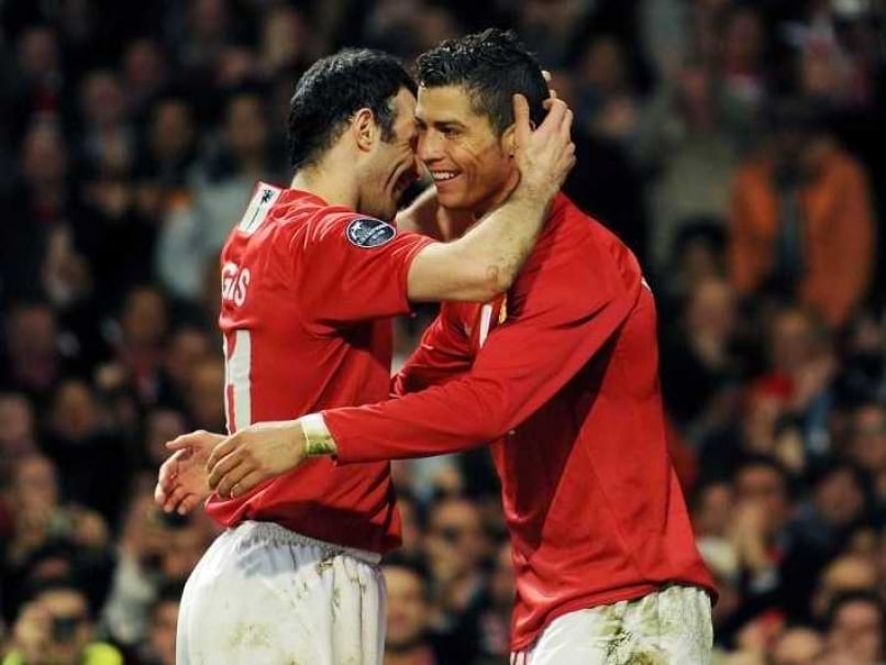 Ryan Giggs Giggled When he Saw Cristiano Ronaldo Play The First Time