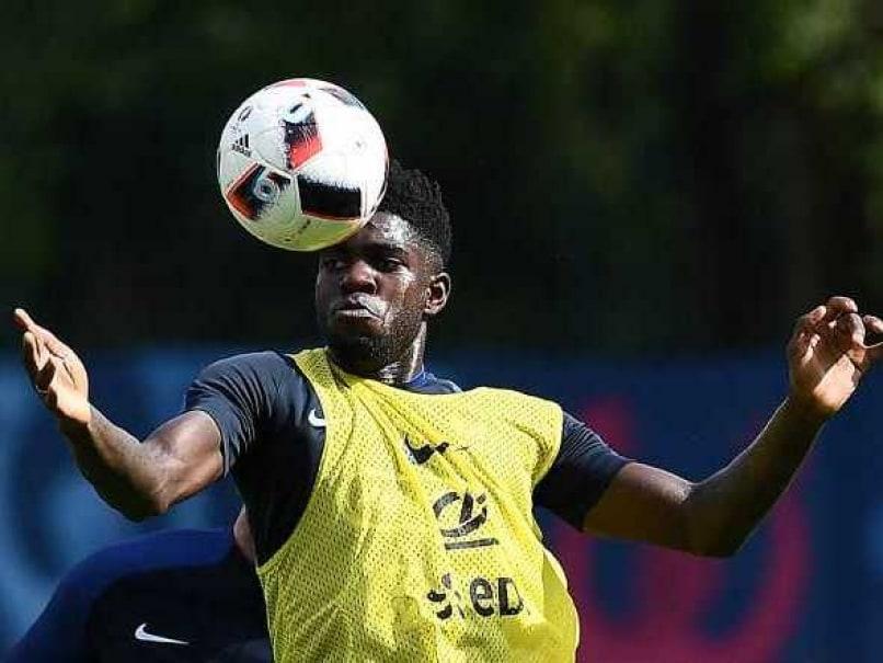 Barcelona FC Sign Lyon Defender Samuel Umtiti For Five Years