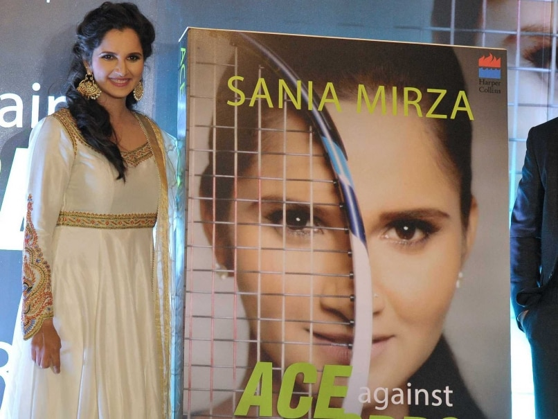 Sania Mirza Aces The Odds in Her Autobiography