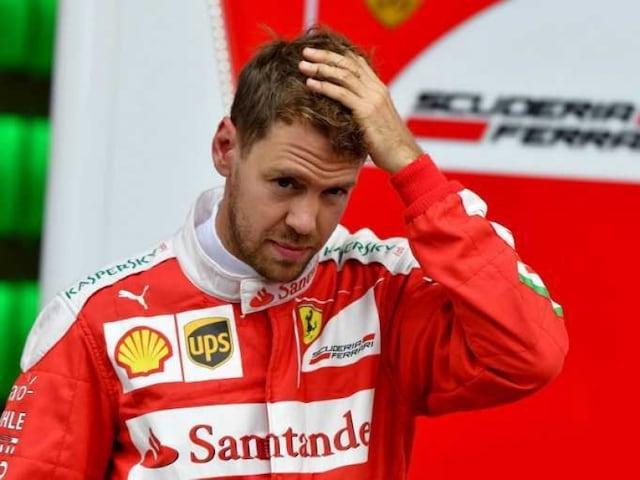 British Grand Prix: Ferrari Too Slow, Says Sebastian Vettel
