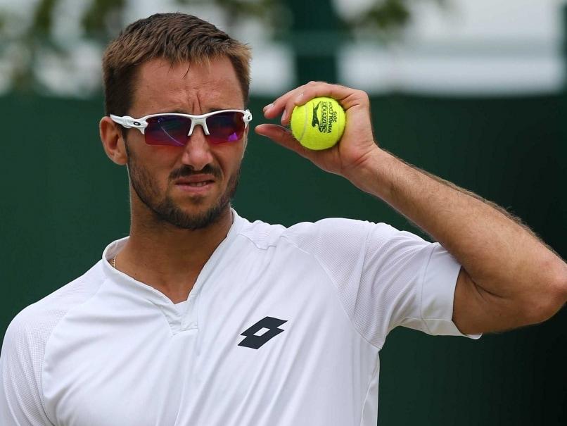Wimbledon 2016: Viktor Troicki in