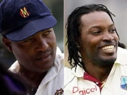 Chris Gayle Claims Brian Lara Appeared Worried During His 317-Run Knock vs SA