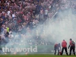 Croatia, Turkey Charged Over New Euro 2016 Fan Trouble