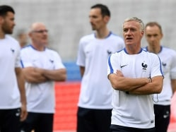 Euro 2016: Coach Didier Deschamps Says France Must Attack to Make History