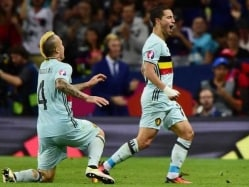Euro 2016: Belgium in Awe as Eden Hazard Turns on Style
