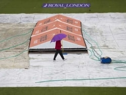 Rain Washes Out Third ODI Between England and Sri Lanka