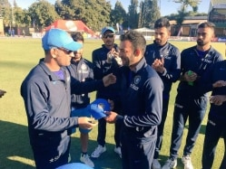 Faiz Fazal Makes Smashing ODI Debut as India Flatten Zimbabwe 3-0
