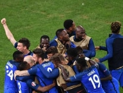 Euro 2016: Griezmann, Payet Save France Blushes Against Albania