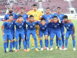 India Drop a Place to 163rd in FIFA Rankings