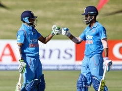India's Young Turks Too Hot For Zimbabwe, Sweep Series 3-0