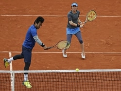 Leander Paes Clinches Mixed Doubles Title In French Open, Completes Career Grand Slam