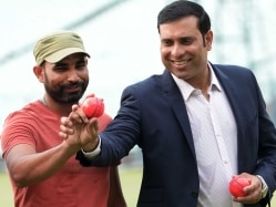 Mohammed Shami Gives Green Signal To Pink Ball After Five-Star Display