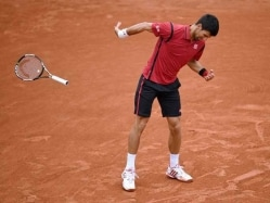 French Open: I Was Lucky Not to be Disqualified, Admits Novak Djokovic
