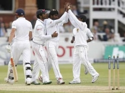 Nuwan Pradeep Strikes Thrice to Peg England Back at Lord