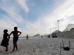 Rio 2016: Body Parts Wash Ashore Next to Olympic Venue