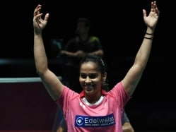 Saina Nehwal Awarded Rs.10 Lakh by BAI For Australian Open Win